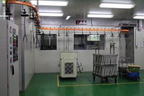 SRAM Taiwan Factory Tours Suspension Shifters Derialleurs Carbon production139