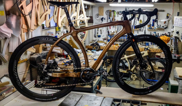 Connor cycles NAHBS 2015 cyclocross