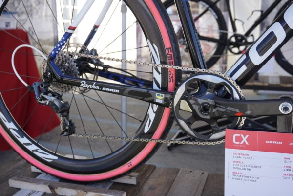SRAM Force 1 single chainring road bike group for cyclocross and triathlong and more