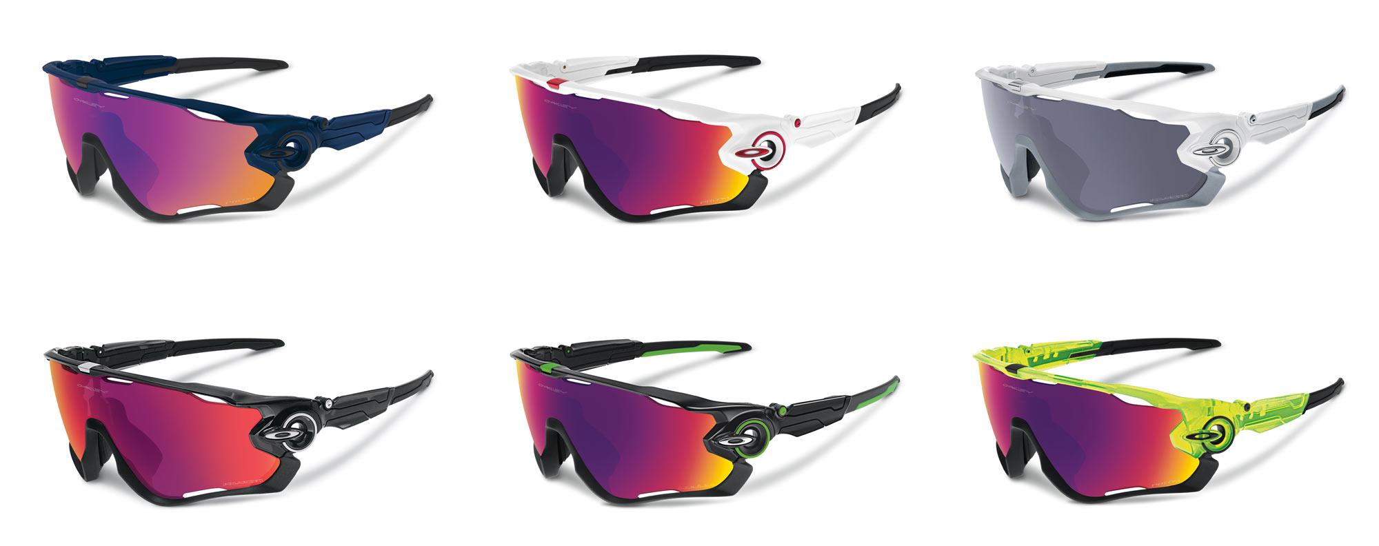 Cavendish-designed Oakley Jawbreaker sunglasses finally official ... f7ffa1468