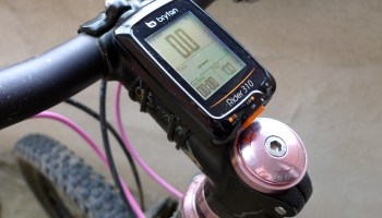Bryton Makes Gps Tracking Simple With Rider 100 310 Bikerumor