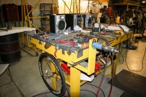 Litespeed titanium bicycle factory tour american bicycle group quintana roo_-118
