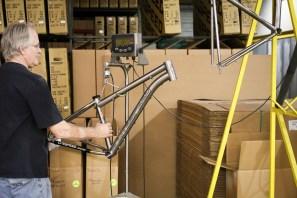 Litespeed titanium bicycle factory tour american bicycle group quintana roo_-60