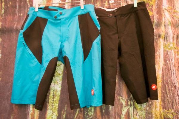 Pactimo mountain bike apex mountain bike collection clothing mtb bib chamois short linerIMG_3876