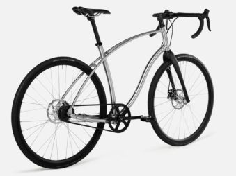 Bunditz_Model-0-Zero_belt-drive-titanium-commuter-bike_rear-3-4