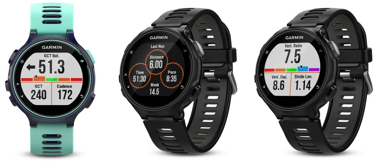 Smaller, lighter Garmin Forerunner 735XT multisport GPS watch gets wrist HR measurement