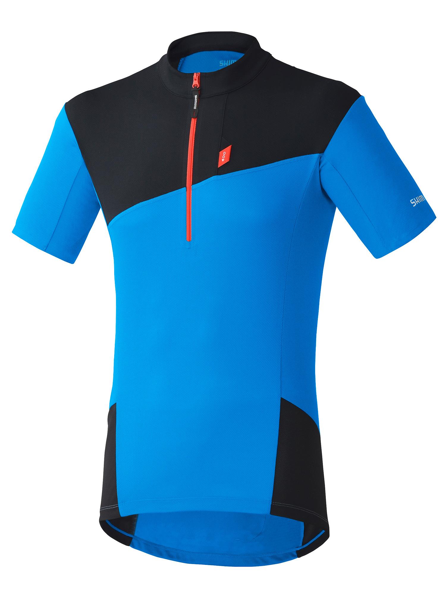 Shimano Explorer-Transit clothing-urban-touring-riding-gear Transit-trail-jersey-  ... 881043093