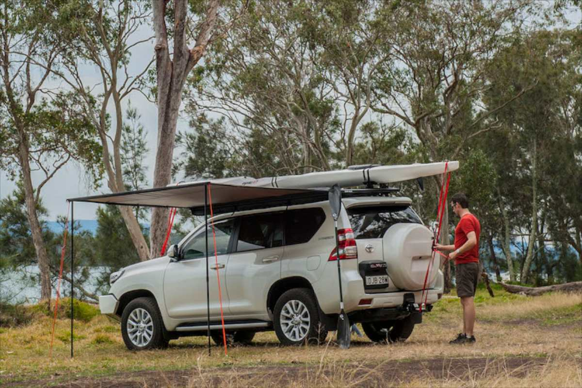 Rhino Rack Throws Some Trailhead Shade With New Sunseeker