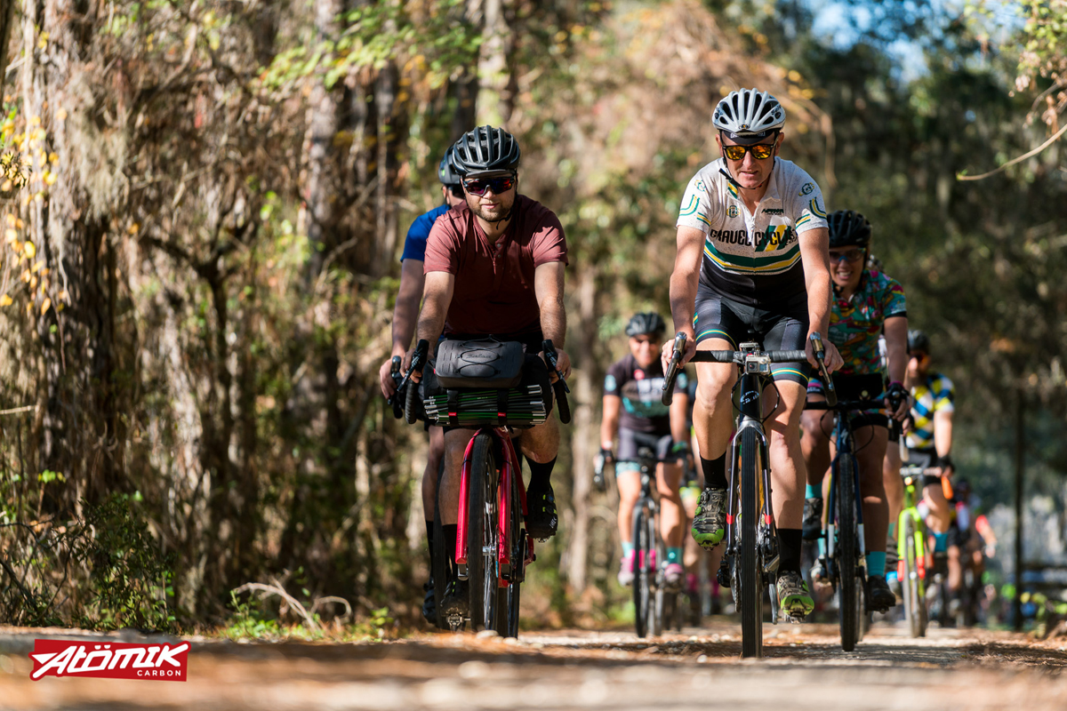 7f67ccf6b Ride Report  Atomik s inaugural adventure ride opens the door to  bikepacking for many