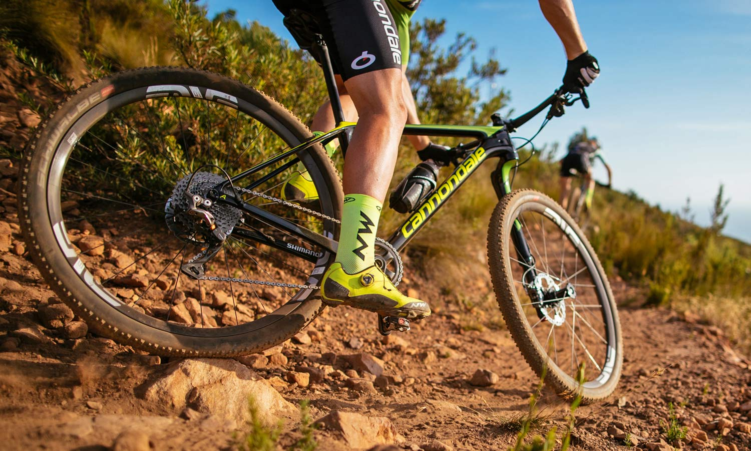 cannondale lefty  Cannondale Lefty Ocho sheds weight in single crown, standard steerer ...