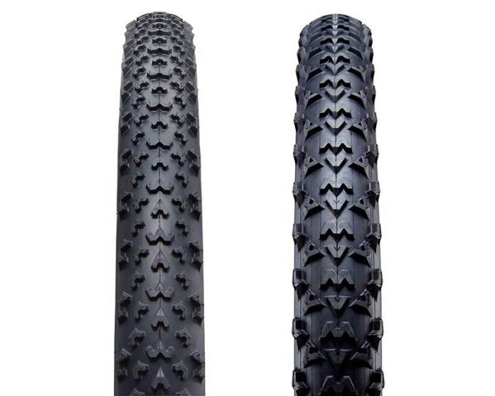 are mountain bike tire treads directional or front and rear specific