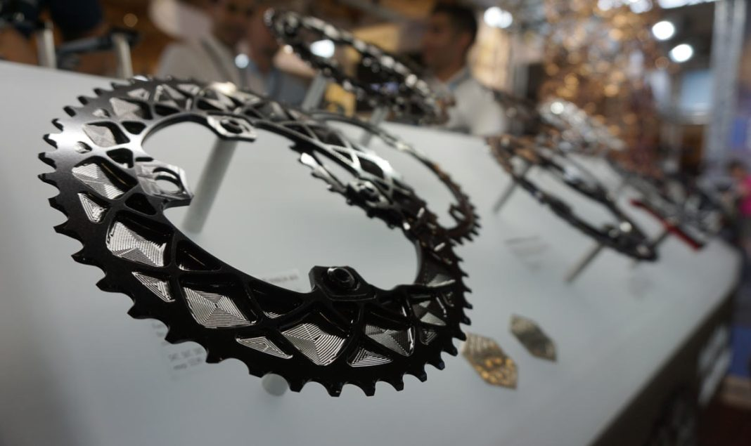 oval chainrings for FSA 110-5 bolt cranksets