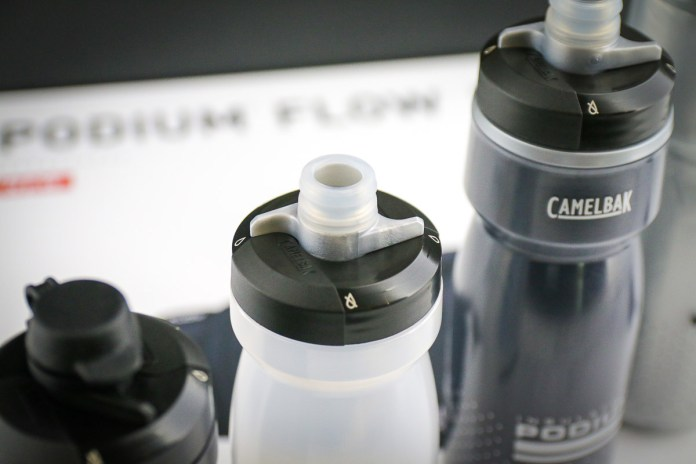 Camelbak Podium 3.0 bottles get better cage fit and easier to clean