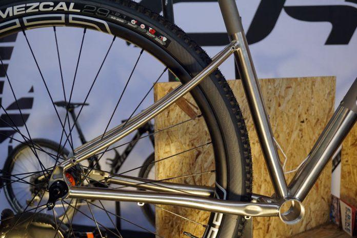 2019 Chiru Vagus titanium adventure drop bar road bike for endurance gravel races