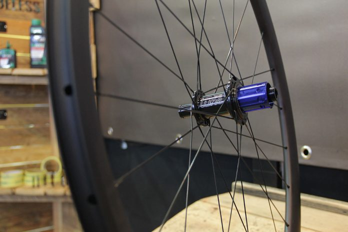 Tune TSR35 Rim Braking Road Wheelset
