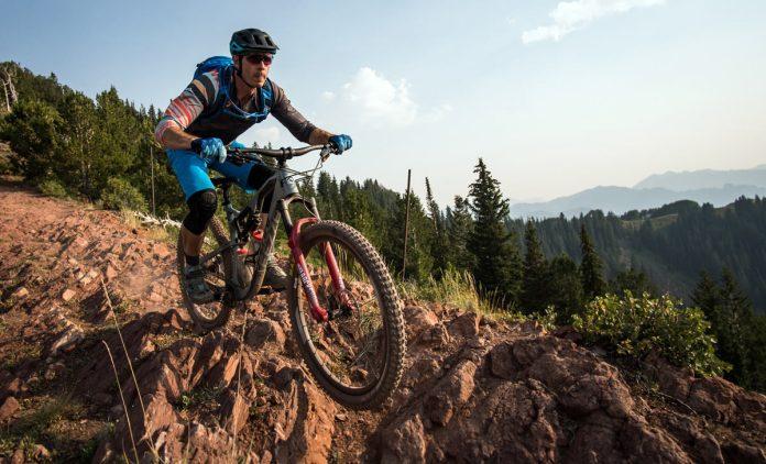 first ride review of fezzari le sal peak long travel 29er enduro mountain bike