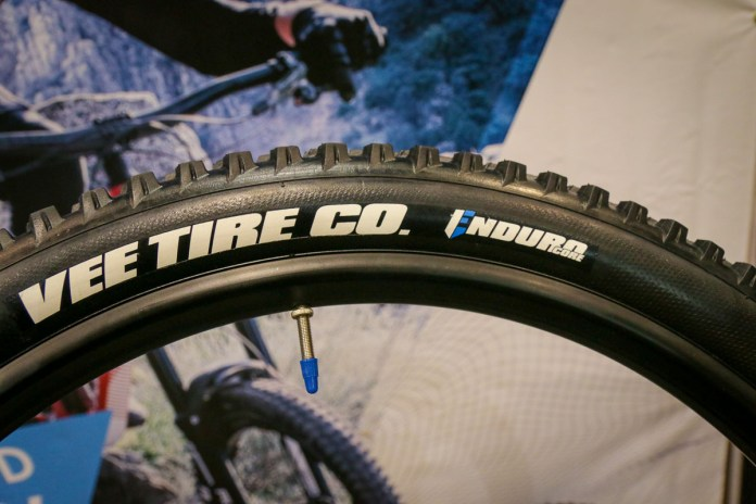 Kid's bikes get real tubeless ready Enduro tires from Vee Tire Co.