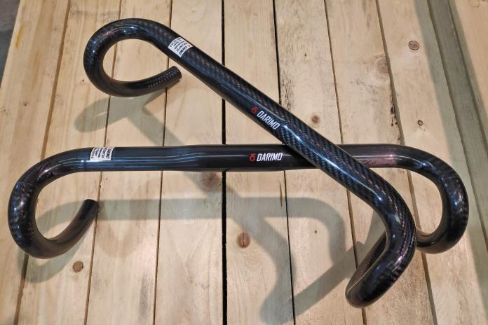 Darimo Ellipse ultralight carbon road bike handlebar