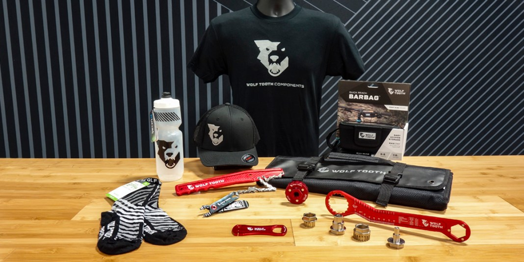 wolf tooth components reader survey win free tools and t-shirts and gear