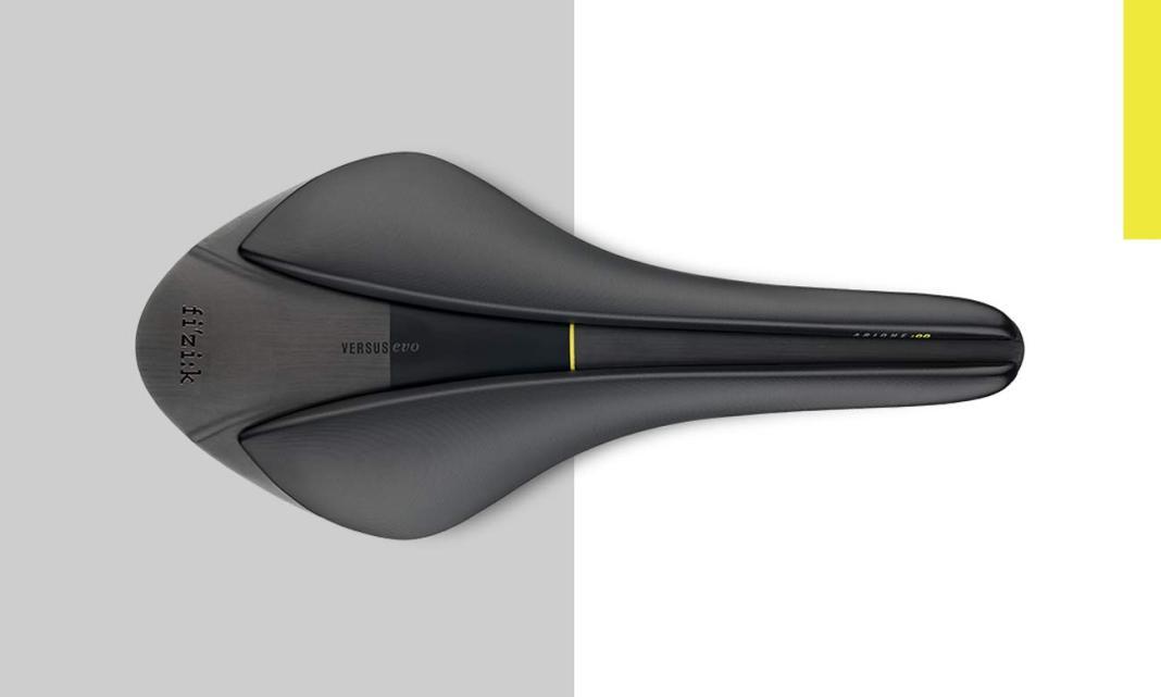 Fizik Versus Evo 00 premium pressure relief carbon road saddles