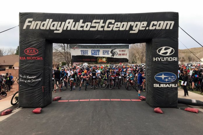 The True Grit Epic is one of the best mountain bike races in the USA