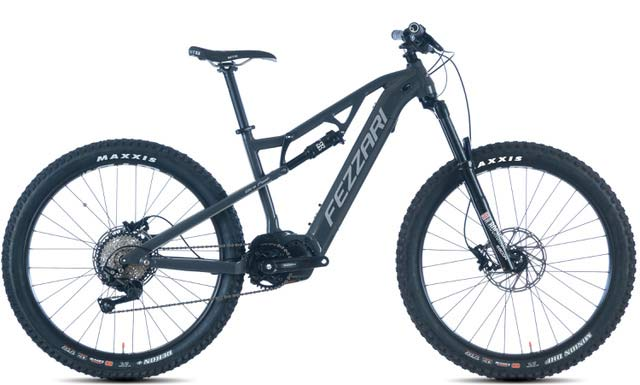 2019 Fezzari Wire Peak Comp e-mountain bike specs and build kit