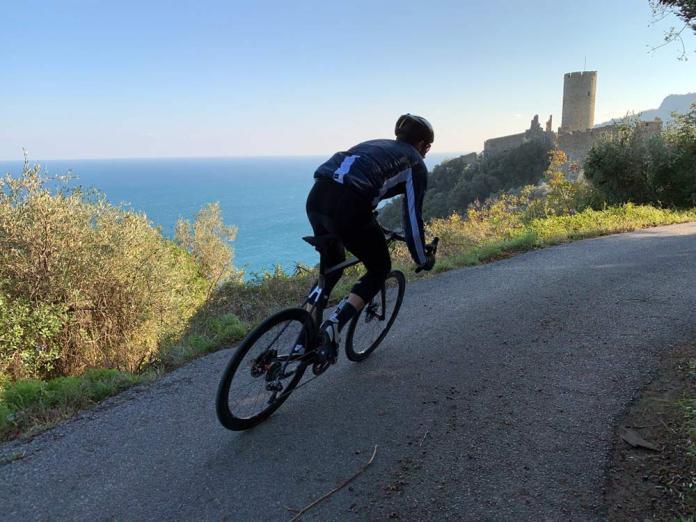 Exept Allroad custom carbon fiber road bike review