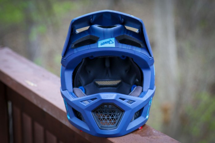 Hands On: Leatt DBX 4.0 full face helmet goes light on weight, not protection