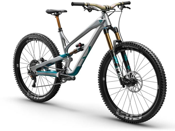2019 YT Jeffsey all-new again, all-mountain trail bike