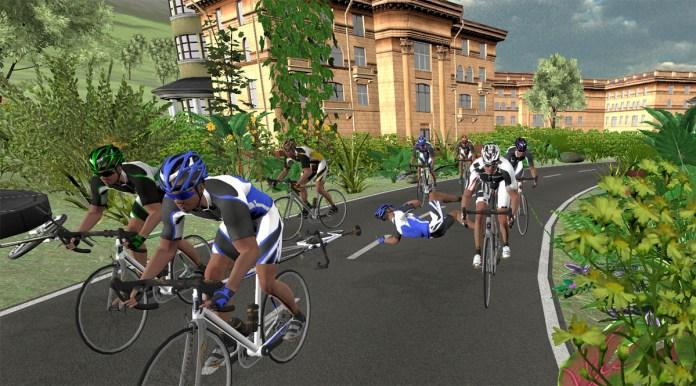 Cycligent CVR World Cup new platform CVRcade