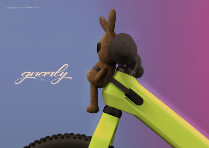 Is this the future of DH bikes? Gnarly Bikes imagines what total integration looks like