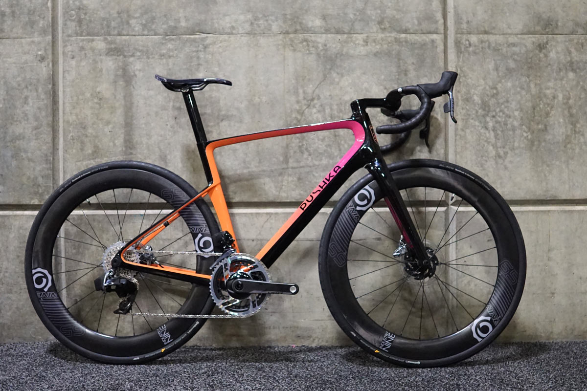 NAHBS 2019: Triton teases other builders w/ flat mount