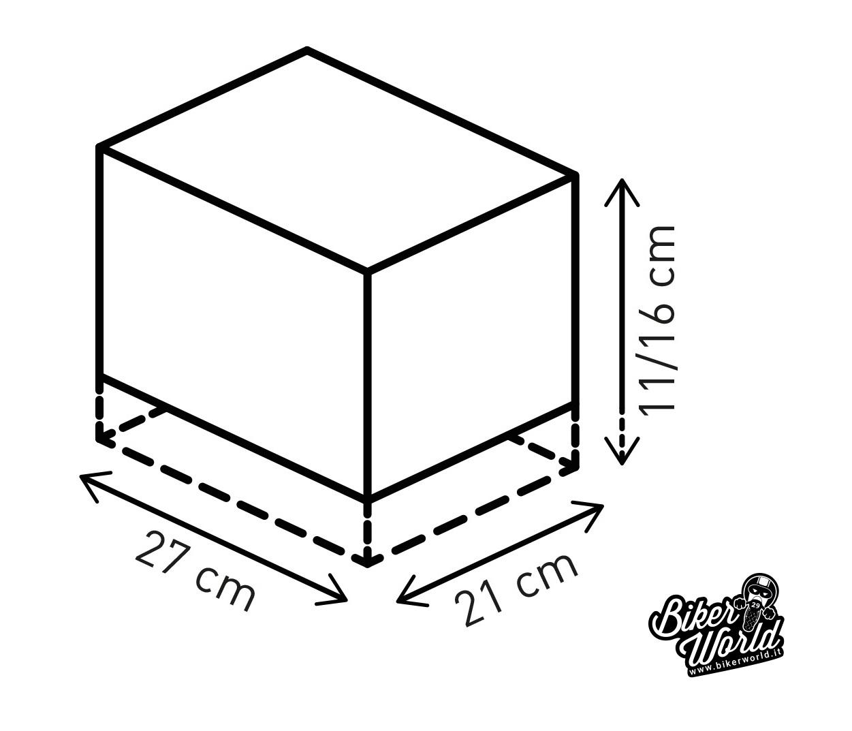 Sw Motech Kit Borsa Serbatoio Quick Lock Evo Micro Bmw R Gs 04 07