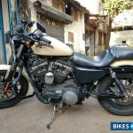 Sand Camo Harley Davidson Iron 883 Picture 1 Bike Id 188866 Bike Located In Thane Bikes4sale