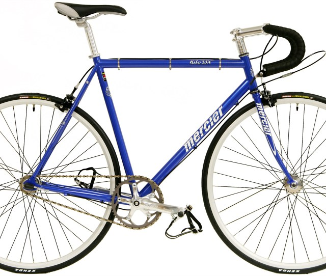 Road Bikes Mercier Kilo Tt  Track Bike