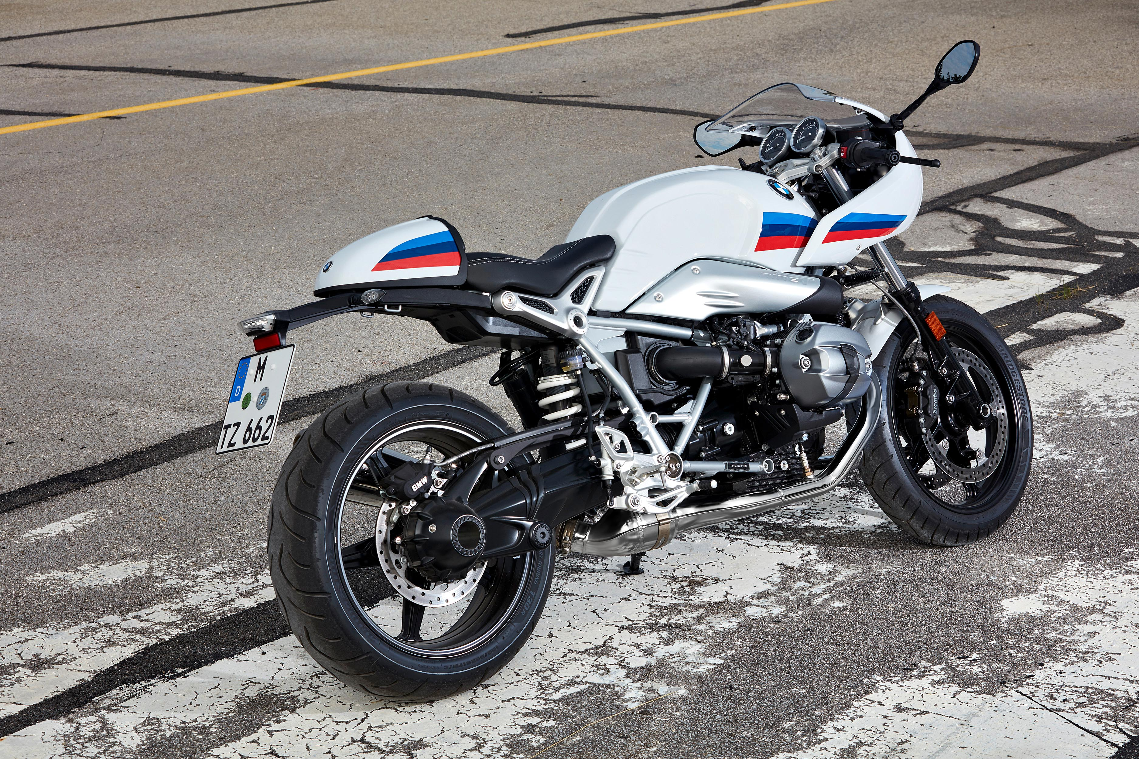 frankenstein 39 s child the bmw r ninet racer the bike. Black Bedroom Furniture Sets. Home Design Ideas