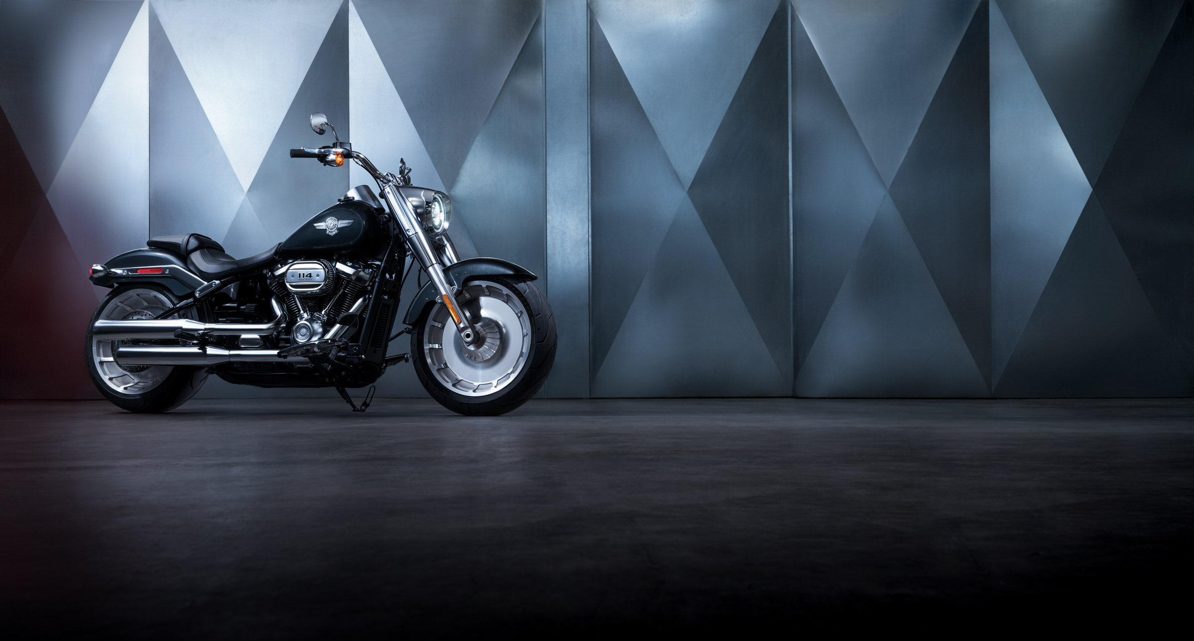Harley-Davidson offers new frame, new language and two new motors ...