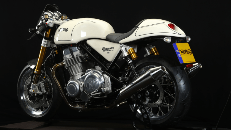 In search of a sweet-running engine – taming Norton's born