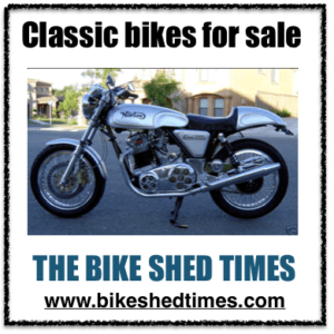 Investing in classic motorcycles — our Top Ten bikes and how