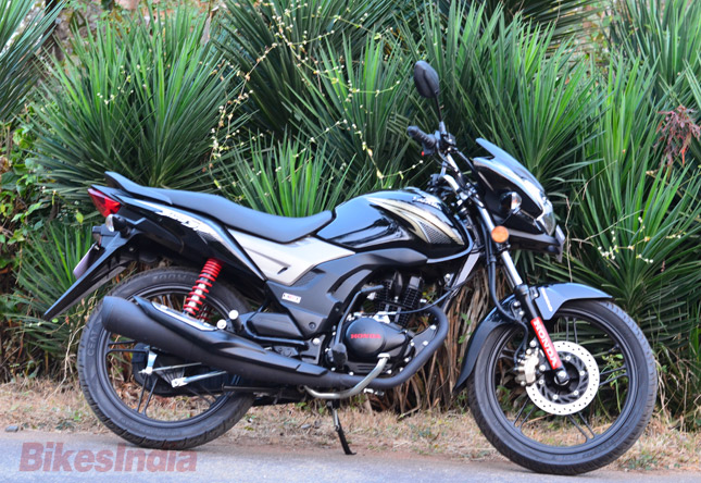 New Honda Cb Shine Sp Road Test Review