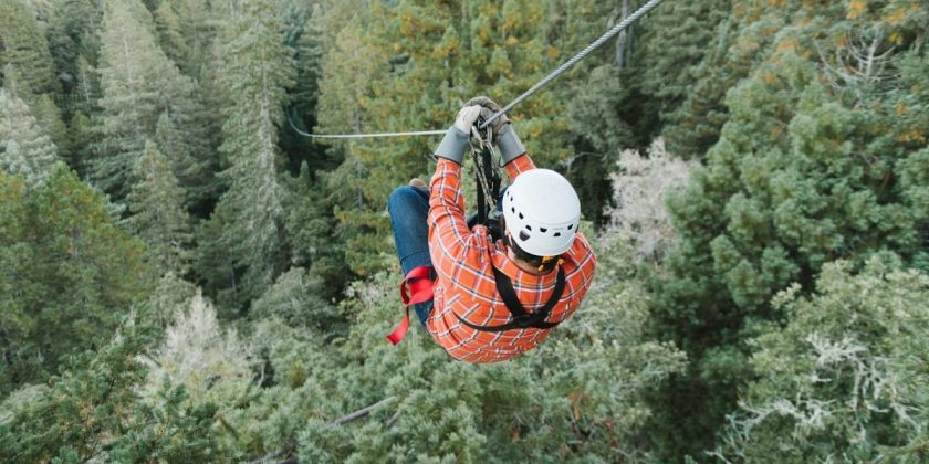 Two Weekday Flights at Sonoma Canopy Tours (Retail Value: $198)