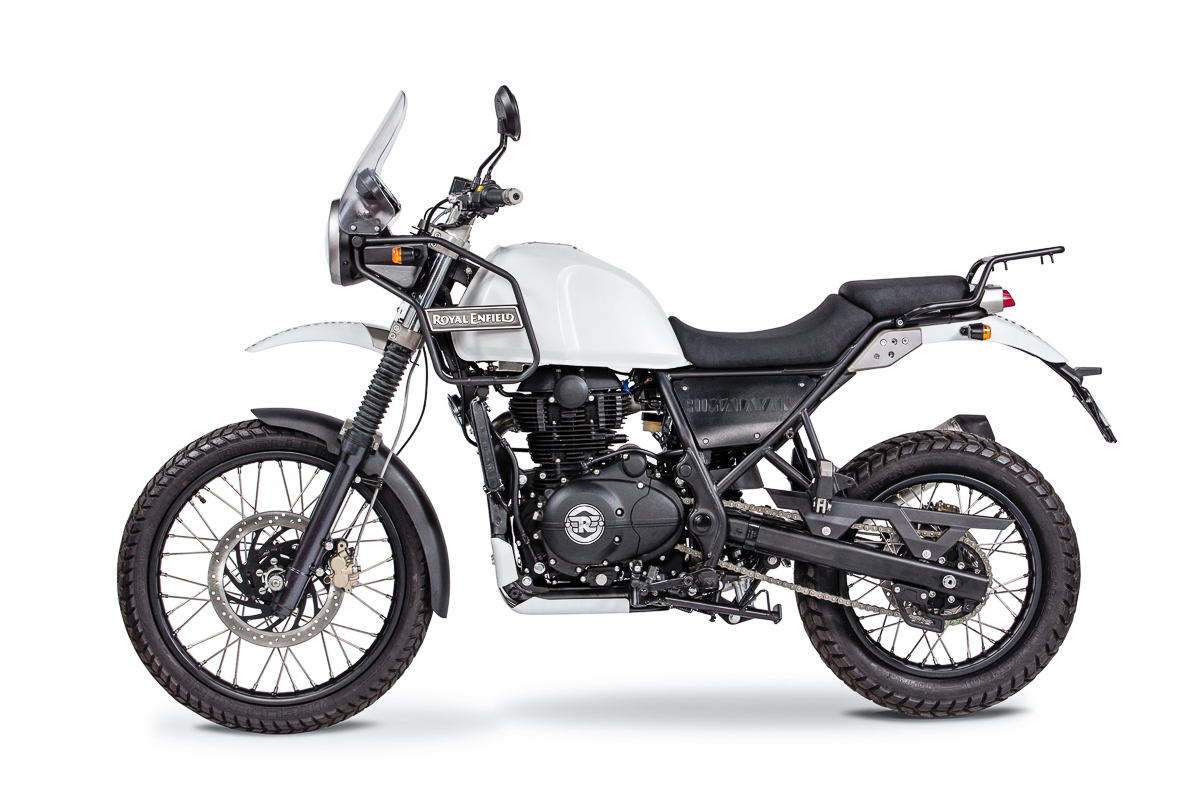 Royal Enfield Himalayan 400cc Adventure Bike Rm18