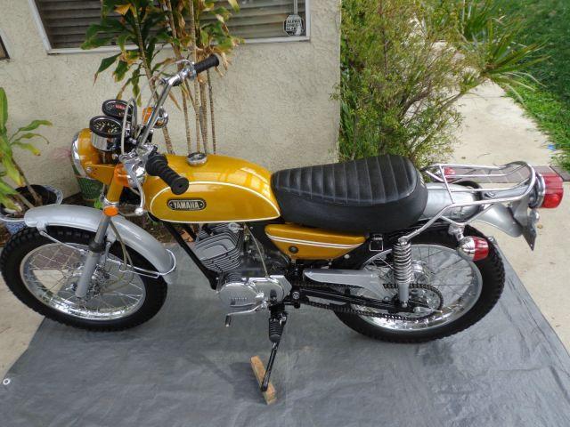 1969 Yamaha 175 Enduro Parts | hobbiesxstyle on