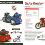 Champion Trike Conversion For Harley Davidson Touring Models Aƒ