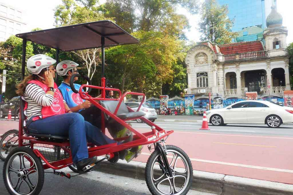 Triciclo Família