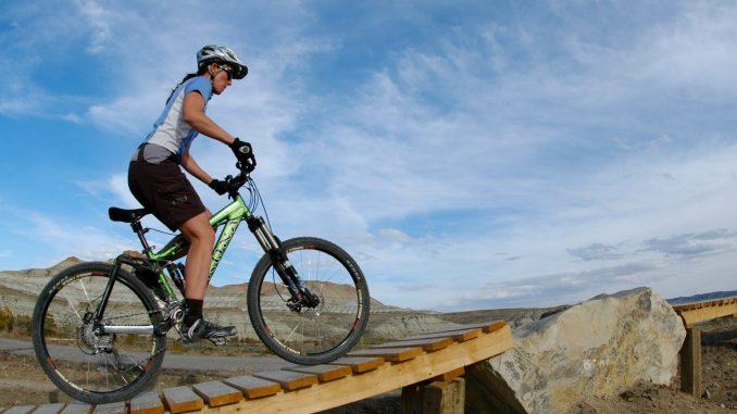 Green River Bike Park