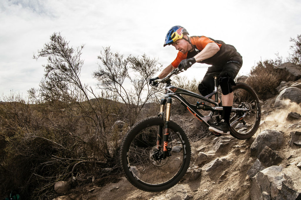Yt Industries Launches 2017 Bike Range