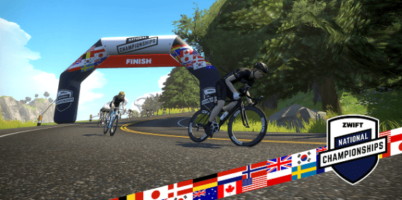 Zwift National Championships - February 23rd and 24th