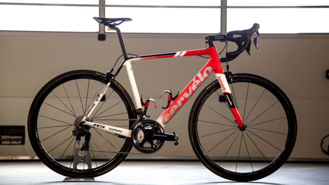 Cervelo and Team Sunweb join forces for 2019