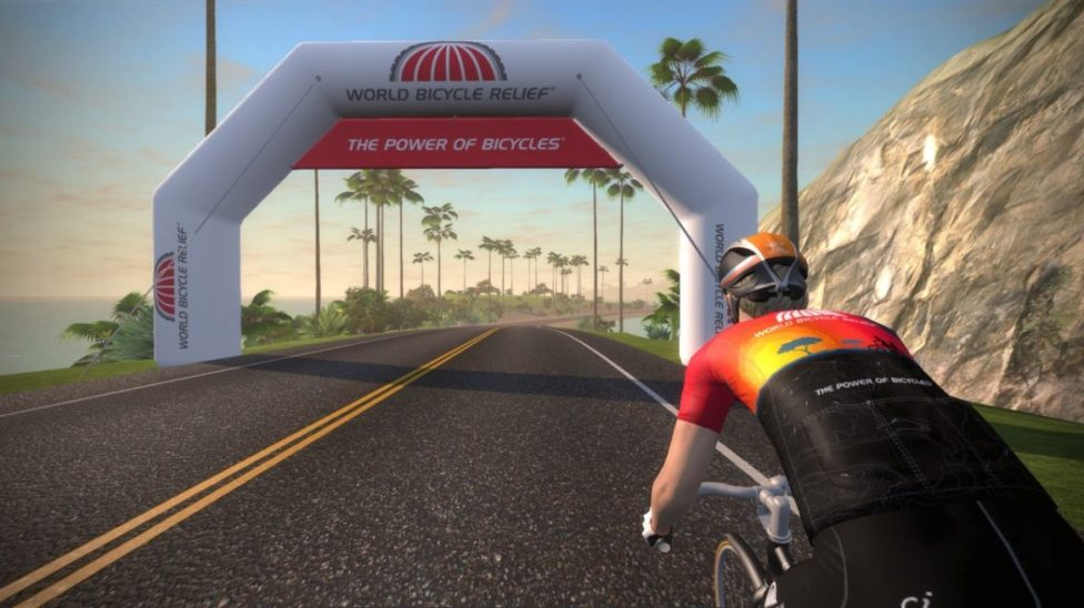 World Bicycle Relief and Zwift seek to make biggest impact yet